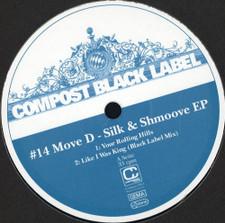 "Move D - Silk & Shmoove Ep - 12"" Vinyl"