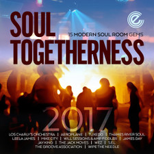 Various Artists - Soul Togetherness 2017 - 2x LP Vinyl