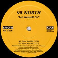 """95 North - Let Yourself Go - 12"""" Vinyl"""