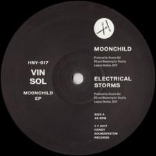 "Vin Sol - Moonchild Ep - 12"" Vinyl"