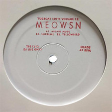 "Meowsn - Tugboat Edits Vol. 12 - 12"" Vinyl"