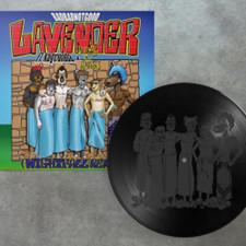 """BadBadNotGood ft. Kaytranada & Snoop Dogg - Lavender - 12"""" Vinyl"""