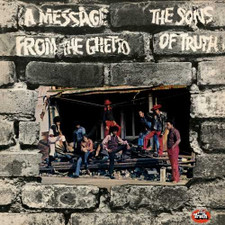 Sons Of Truth - A Message From The Ghetto - LP Vinyl