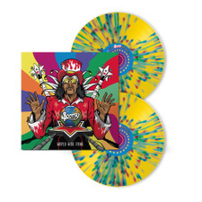 Bootsy Collins - World Wide Funk - 2x LP Colored Vinyl