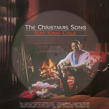 Nat King Cole - The Christmas Song - LP Picture Disc Vinyl