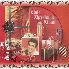 Elvis Presley - Elvis' Christmas Album - LP Picture Disc Vinyl