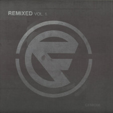 "Various Artists - Cyberfunk Remixed Vol. 1 - 12"" Vinyl"