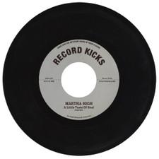 "Martha High - A Little Taste Of Soul - 7"" Vinyl"