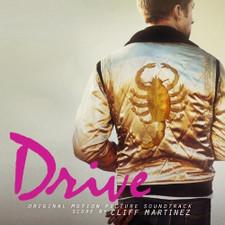 Cliff Martinez - Drive (Original Motion Picture Soundtrack) - 2x LP Colored Vinyl