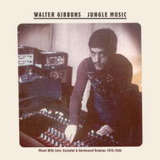 Walter Gibbons - Jungle Music - 2x LP Vinyl