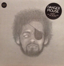 Danger Mouse - The Gray Album - LP Vinyl