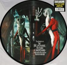 Danny Elfman - Tim Burton's The Nightmare Before Christmas (Original Motion Picture Soundtrack) - 2x LP Picture Disc Vinyl