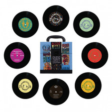 "A Tribe Called Quest - People's Instinctive Travels And The Paths Of Rhythm - 8x 7"" Vinyl Box Set"