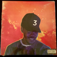 Chance The Rapper - Coloring Book - 2x LP Colored Vinyl
