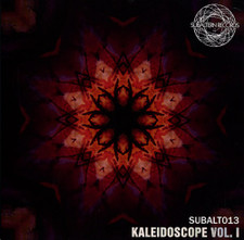 "Various Artists - Kaleidoscope Vol. 1- 12"" Vinyl"
