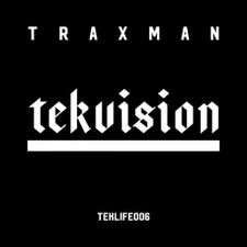 Traxman - Tekvision - LP Vinyl