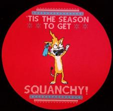 Rick & Morty - Tis The Season To Get Squanchy - Single Slipmat