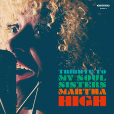 Martha High - Tribute To My Soul Sister - LP Vinyl
