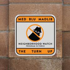 "Med / Blu / Madlib - The Turn Up EP - 12"" Vinyl"