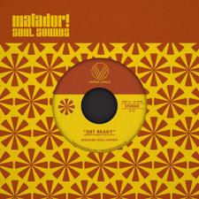 "Matador! Soul Sounds - Get Ready / Mr. Handsome - 7"" Vinyl"