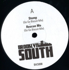 "Various Artists - Brooklyn South Vol. 8 - 12"" Vinyl"
