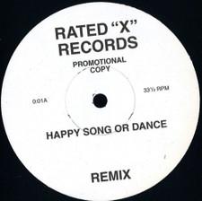 """Rare Earth / Visage - Happy Song Or Dance / Pleasure Boys - 12"""" Vinyl"""