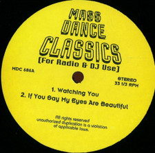 "Slave / Ottawan / Whitney Houston - Watching You / Hands Up - 12"" Vinyl"
