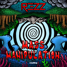 Rezz - Mass Manipulation - 2x LP Vinyl