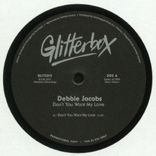 "Debbie Jacobs - Don't You Want My Love - 12"" Vinyl"