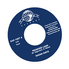 "Naomi Davis - Promised Land - 7"" Vinyl"