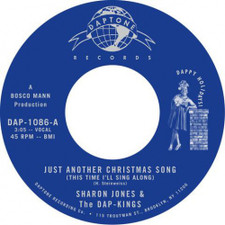"Sharon Jones & The Dap-Kings - Just Another Christmas Song - 7"" Vinyl"