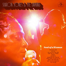 Sharon Jones & The Dap-Kings - Soul Of A Woman - LP Vinyl