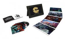 "Genius / GZA - Liquid Swords: The Singles Collection - 4x 7"" Vinyl Box Set"