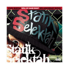 Statik Selektah - Spell My Name Right - 2x LP Colored Vinyl