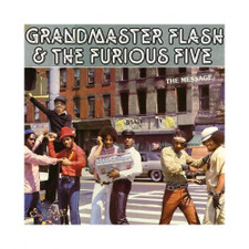 Grandmaster Flash & The Furious Five - The Message - LP Vinyl