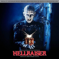 Christopher Young - Hellraiser (Original Motion Picture Soundtrack) - LP Vinyl