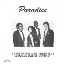 Paradise - Sizzlin Hot - LP Vinyl