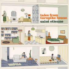 Saint Etienne - Tales From Turnpike House - LP Vinyl