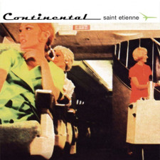 Saint Etienne - Continental - LP Vinyl