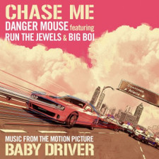 "Danger Mouse / Run The Jewels / Big Boi - Chase Me RSD - 12"" Vinyl"