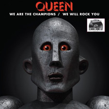 "Queen - We Are The Champions / We Will Rock You RSD - 12"" Vinyl"