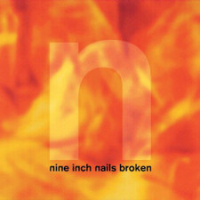 "Nine Inch Nails - Broken - 12"" Vinyl+7"""
