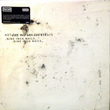 "Nine Inch Nails - Not The Actual Events - 12"" Vinyl"