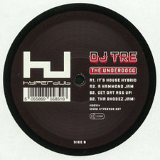 "Dj Tre - The Underdogg - 12"" Vinyl"