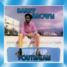 Barry Brown - Step It Up Youthman (2017 reissue)  - LP Vinyl