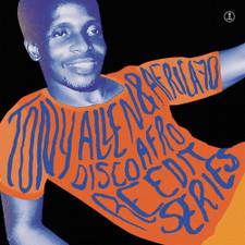 """Tony Allen & Africa 70 - Hustler (Disco Afro Reedit Series) - 12"""" Vinyl"""