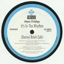 "Man Friday - It's In The Rhythm - 12"" Vinyl"