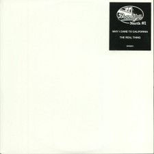 "Leon Ware / Sergio Mendez - Why I Came To California / The Real Thing (edits) - 12"" Vinyl"