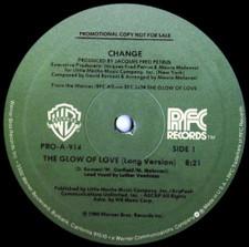 "Change - The Glow Of Love - 12"" Vinyl"