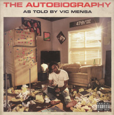 Vic Mensa - The Autobiography - 2x LP Vinyl